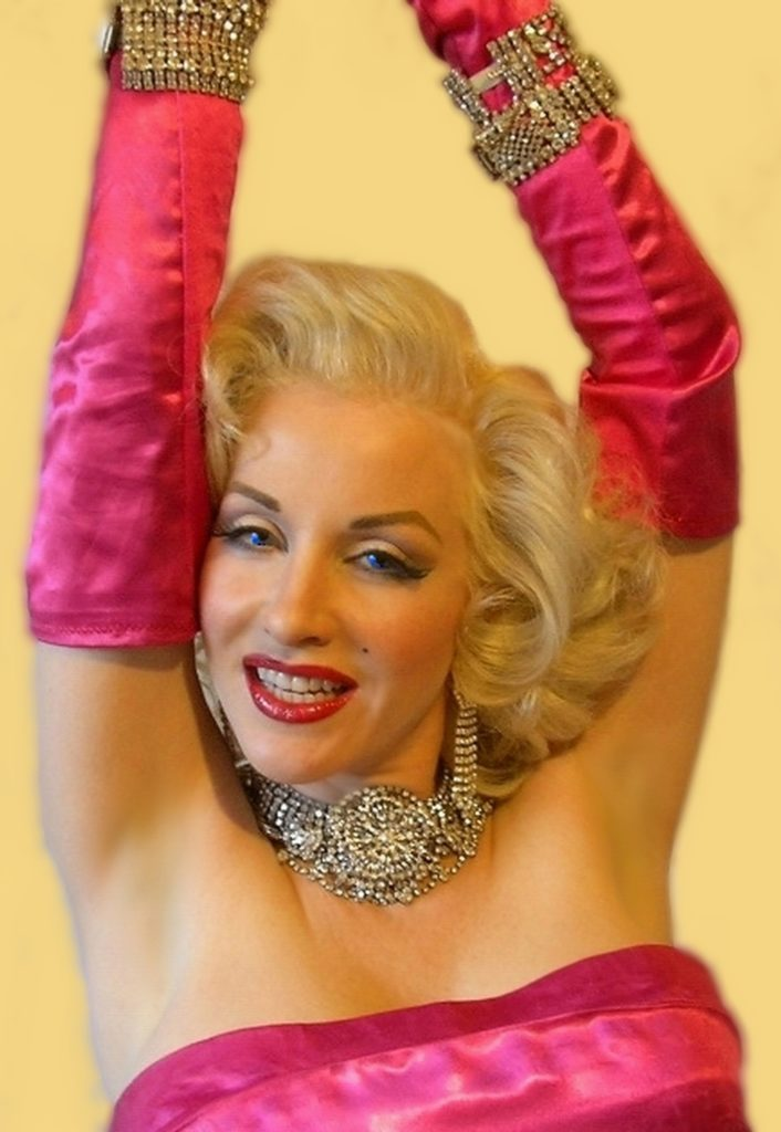 Marilyn Monroe Tribute Show