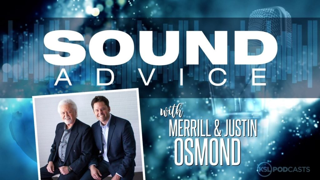 Merrill Justin Osmond Sound Advice Speaker Motivational and Inspirational